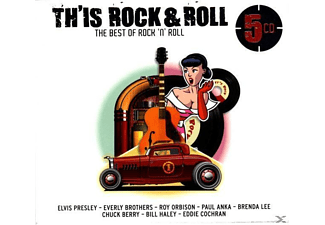 VARIOUS - Th'is Rock & Roll-The Best of Rock'n'Roll - (CD)