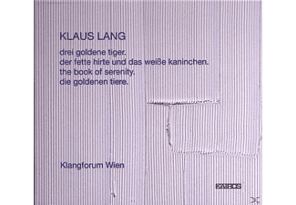 Kalitzke Klangforum Wien - The Book Of Serenity - (CD)