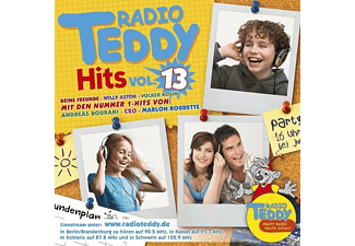 VARIOUS - Radio Teddy Hits Vol.13 - (CD)