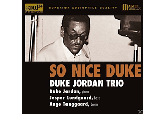 Duke Jordan - So Nice Duke - (CD)