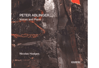 Nicolas Hodges - Voices And Piano - (CD)