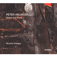 Nicolas Hodges - Voices And Piano [CD]