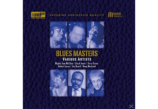 Various - Blues Masters - (CD)