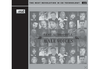 O'MALLEY,T./GORDON,T./WILLIAMS,D./SOMMA,A./+ - Best Audiophile Male Voices [CD]