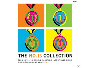 VARIOUS - The No.1s Collection - (CD)