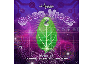 VARIOUS - Good Vibes V2 - (CD)