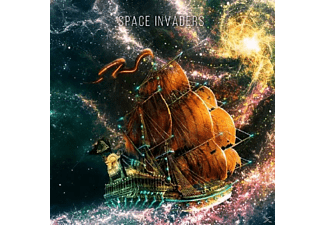 VARIOUS - Space Invaders - (CD)