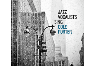 VARIOUS - Jazz Vocalists Sing Cole Porter - (CD)