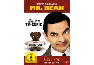 Mr. Bean - Die komplette TV-Serie - (DVD)