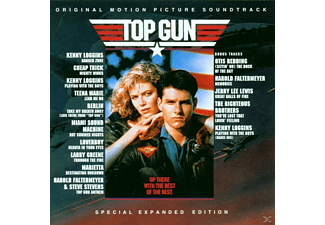 VARIOUS - TOP GUN-MOTION PICTURE SOUNDTRACK (SPECIAL EXPAN - (CD)