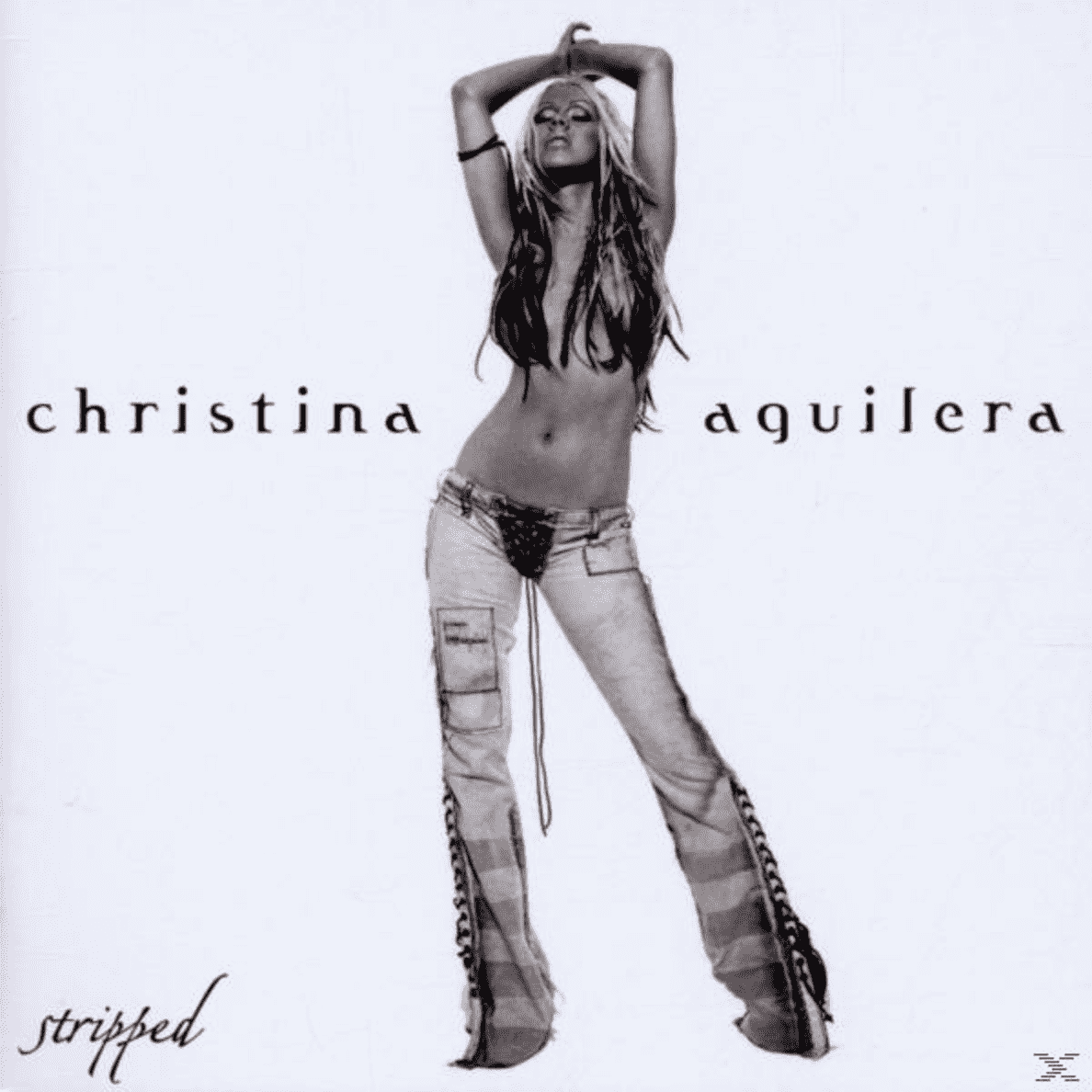 STRIPPED Christina Aguilera auf CD