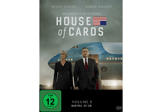 House of Cards - Staffel 3 [DVD]