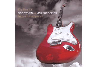 Dire Straits / Mark Knopfler - Private Investigations - The Best Of CD