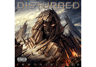 Disturbed - Immortalized - Deluxe Version (CD)
