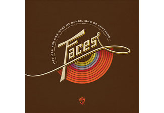Faces - 1970-1975 - You Can Make Me Dance, Sing or Anything (CD)