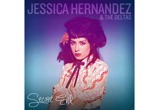 Jessica Hernandez & The Deltas - Secret Evil (Deluxe Edition) [CD]