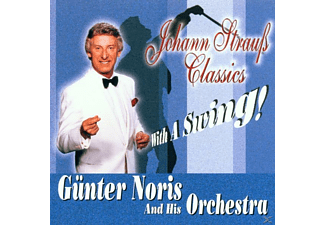 Günter & His Orchestra Noris - Johann Strauss Classics With A Swing! - (CD)