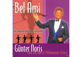 Günter Gala Big Band & Philharmonic Strings Noris - Bel Ami-Die Schönsten Deutschen Evergreens [CD]