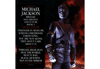 Michael Jackson - History-Past, Present And Future-Book I [CD]