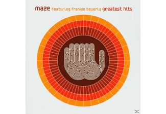 Frankie Maze Feat.beverly - Greatest Hits - (CD)