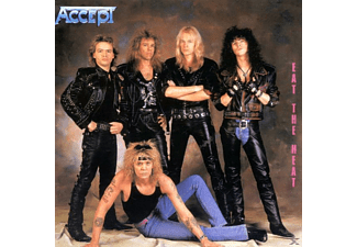 Accept - Eat The Heat - (CD)