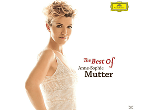 Anne-Sophie Mutter - THE BEST OF ANNE-SOPHIE MUTTER - (CD)