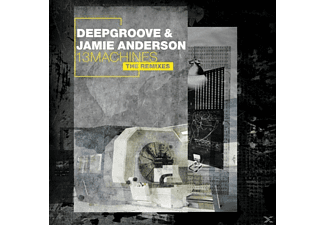 Jamie Deepgroove & Anderson - 13 Machines-The Remixes - (CD)
