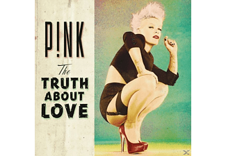 P!nk - The Truth About Love - (LP + Bonus-CD)