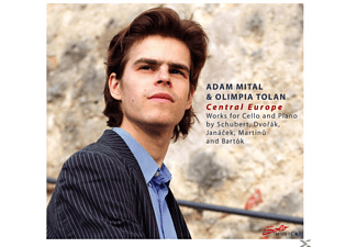 Adam Mital, Olimpia Tolan - Central Europe-Werke Für Cello Und Klavier [CD]