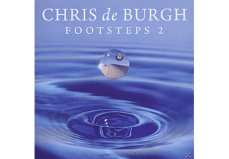 Chris De Burgh FOOTSTEPS 2 Pop CD