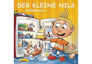 Der Kleine Nils - Dreikäsehoch - Best of Vol. 9 - (CD)