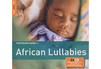 VARIOUS - Rough Guide: African Lullabies  (+ - (CD + Bonus-CD)