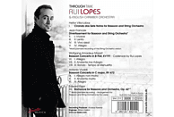 Rui/english Chamber Orchestra Lopes - Through Time [CD]