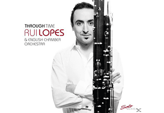 Rui/english Chamber Orchestra Lopes - Through Time - (CD)