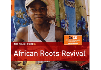 VARIOUS - Rough Guide: African Roots Revival - (CD + Bonus-CD)