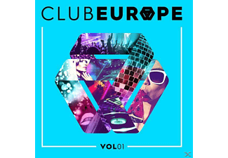 VARIOUS - Club Europe, Vol.1 [CD]