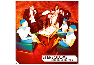 Stereolove - Stereo Loves You - (LP + Bonus-CD)