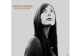Monica Heldal - Boy From The North [CD]