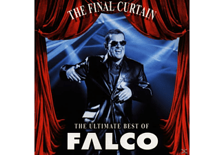 Falco - The Final Curtain-The Ultimate Best Of - (CD)