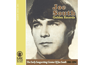 VARIOUS - Joe South (Golden Records-1961-19 - (CD)