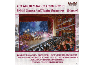 London Palladium/Commodore Grand/Plaza Theatre/+ - Englische Kino-und Theaterorchester vol.4 - (CD)