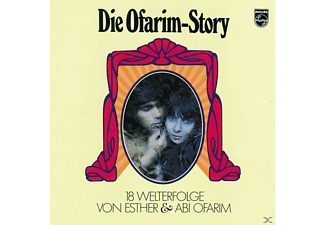 Esther & Abi Ofarim - Die Ofarim-Story [CD]
