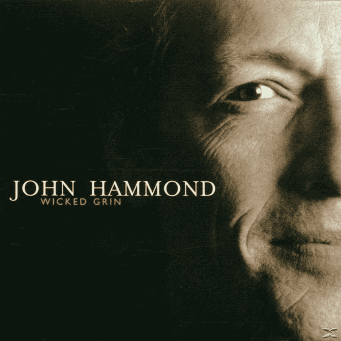 John Hammond - Wicked Grin - (CD)