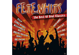 VARIOUS - Fetenhits The Best Of Real Classics - (CD)