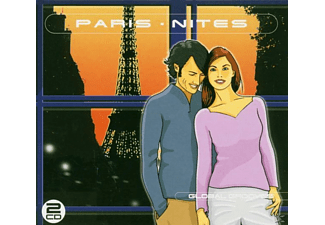 VARIOUS - Paris Nites - (CD)