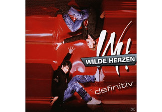 Wilde Herzen - Definitiv - (CD)