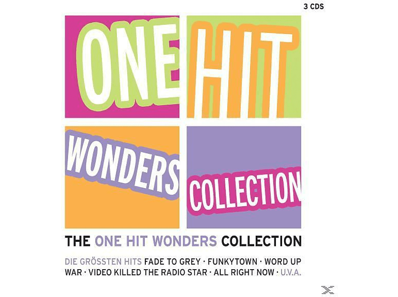 VARIOUS - The One Hit Wonder Collection [CD]