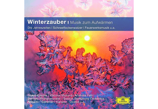 VARIOUS - Winterzauber (Cc) - (CD)