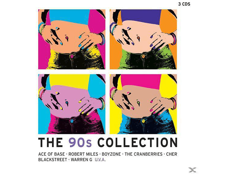 VARIOUS - The 90s Collection [CD]