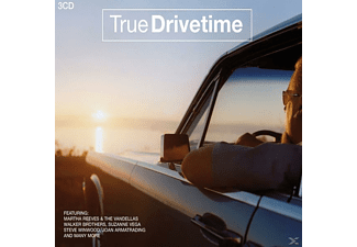 VARIOUS - True Drivetime - (CD)